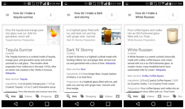 google-mixology